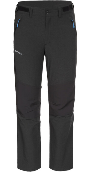 Icepeak Breyon Trousers Men anthracite
